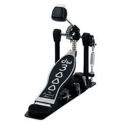 DW 3000 Single Kick Drum Pedal Double Chain With Steel Base Plate