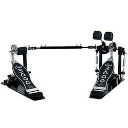 DW 3002 Double Kick Drum Pedal Double Chain With Steel Base Plate