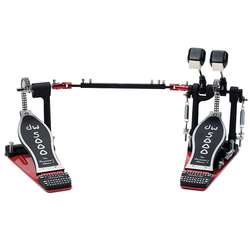 DW DWCP5002AD4 Double Kick Drum Pedal - With Accelerator Drive