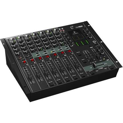 Behringer Dx2000Usb Pro Dj Mixer Usb Interface