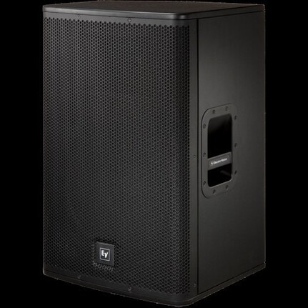 Ev Elx115 15-Inch 400-Watt 2-Way Full-Range Passive Speaker Plywood Enclosure