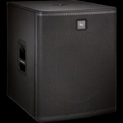 Ev Elx118 Passive 18-Inch Subwoofer 400-Watt Plywood Enclosure