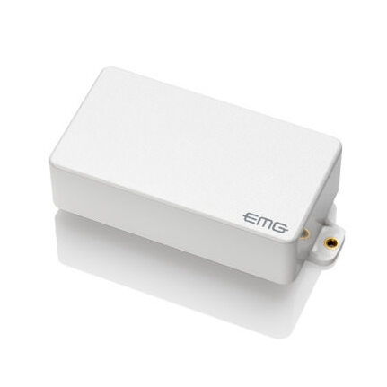 Emg 60A Humbucker Electric Guitar Active Pickup (Alnico Magnet) White (Special Order) Emg60Awh