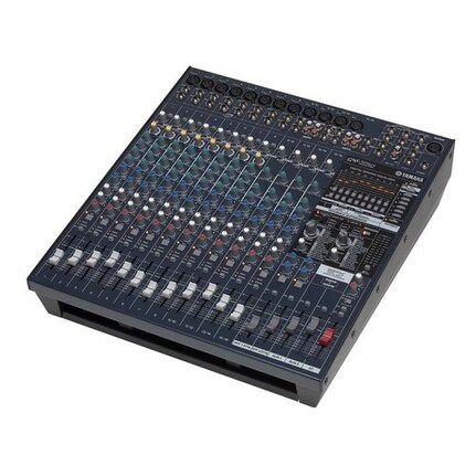 Yamaha Emx5016Cf Stereo 500-Watt Powered Mixer Console With Effects
