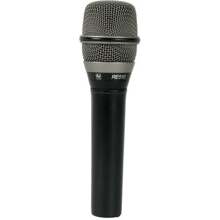 EV RE510 Supercardioid Condenser Handheld Vocal Microphone
