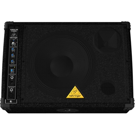 Behringer F1320D Active 2 Way Monitor Speaker