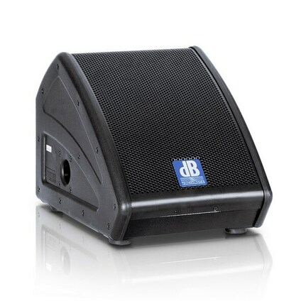 dB Technologies Flexsys FM 8 200-Watt 2-Way Active Floor Monitor