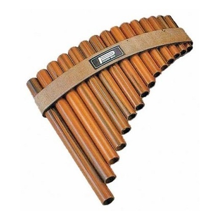 Powerbeat FP15 15-Note Pan Flute in G