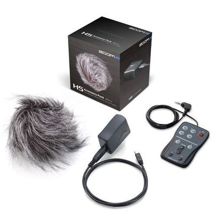Zoom H5 Handy Recorder + Accessory Pack