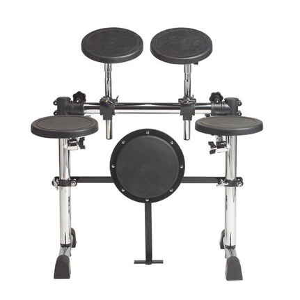 Gibraltar 5 Piece Drum Practice Pad Kit On Rack Gigpo8