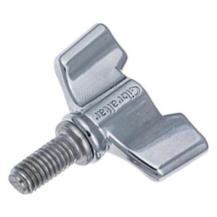 Gibraltar GSC0009 8Mm Wing Screw - Pk 2
