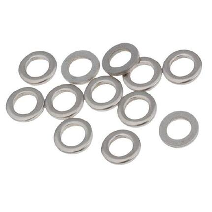 Gibraltar GSC11 Metal Tension Rod Washers -Pk 12