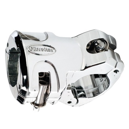 Gibraltar GSCGCRQT Chrome Series Quick T-Leg Clamp
