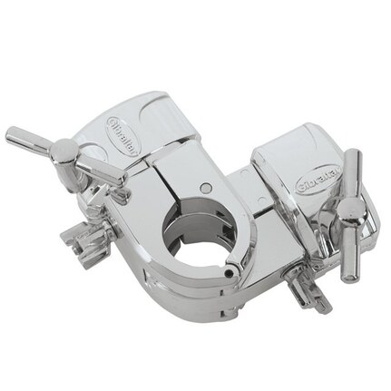 Gibraltar GSCGCSRA Chrome Series Stackable Right Angle Clamp