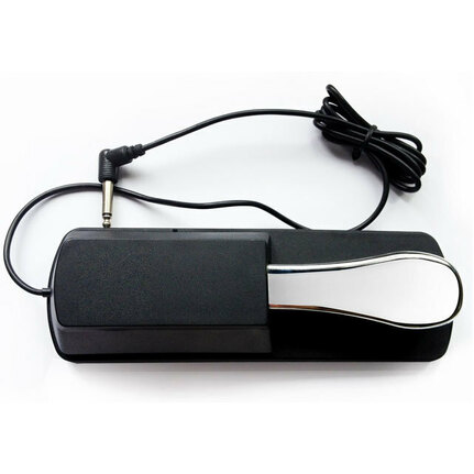 GT Sustain Pedal w/6ft Cable and Polarity Switch