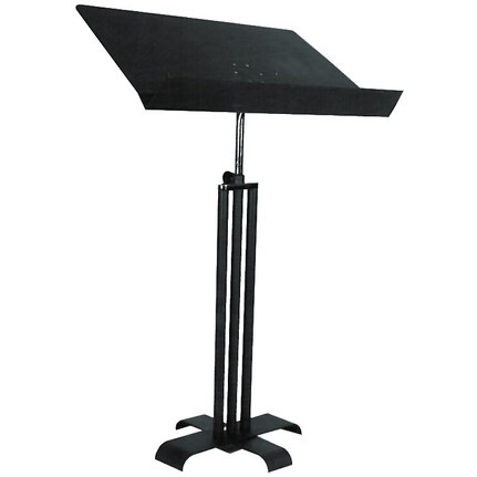 Hamilton Kb300A The Maestro Conductor'S Music Stand Black Steel Finish