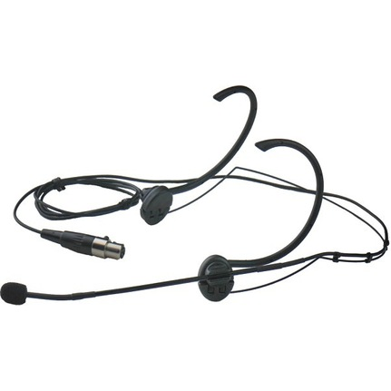 EV HM3 Omnidirectional Condenser Headset Microphone for R300 Wireless Systems