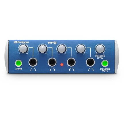 PreSonus HP4 4-Ch Headphone Pre-Amp Distribution System