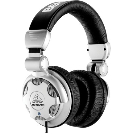 Behringer Hpx2000 High Definition Dj Headphones
