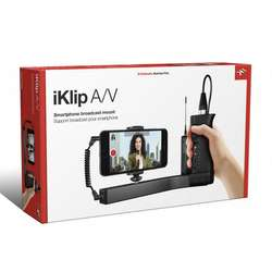 iKlip A/V Smartphone and Camera Broadcast Mount
