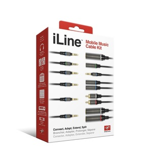 Iline Audio Cable Kit For Mobile Devices