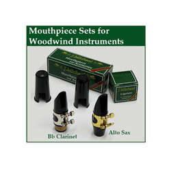 J.Michael JMCL701S Clarinet Mouthpiece Set