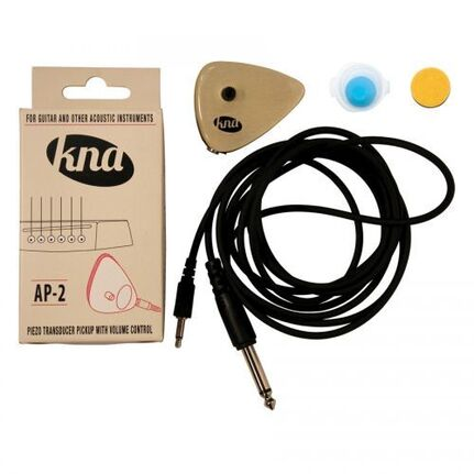 KNA AP-2 Acoustic Instrument Pickup with Volume Control