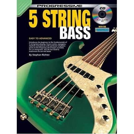 Progressive 5 String Bass