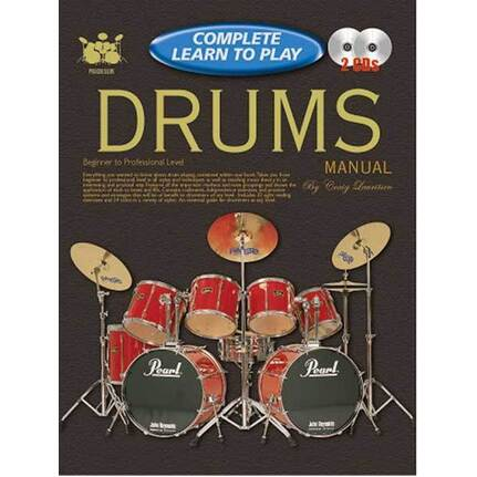 Progressive Complete Learn To Play Drums