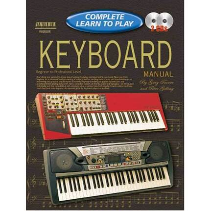 Progressive Complete Learn To Play Keyboard