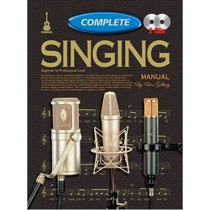 Progressive Complete Learn To Play Singing