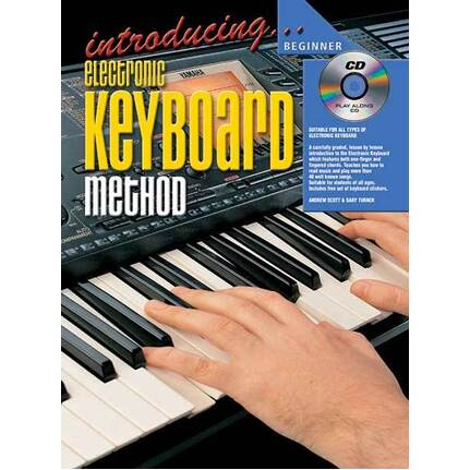 Introducing Electronic Keyboard Method