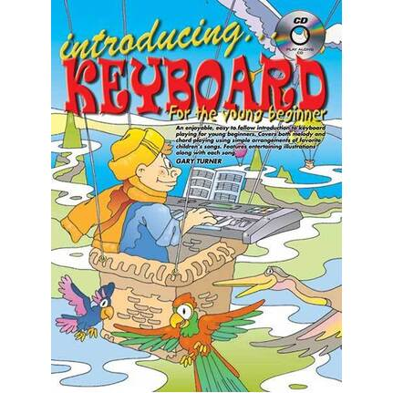 Introducing Keyboard For The Young Beginner