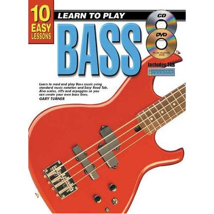 10 Easy Lessons Learn To Play Bass