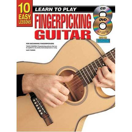 10 Easy Lessons Learn To Play Fingerpicking Guitar