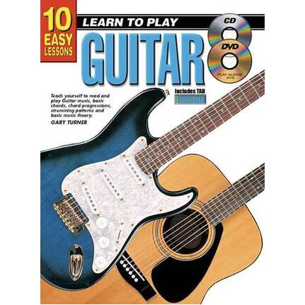 10 Easy Lessons Learn To Play Guitar