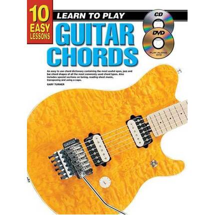 10 Easy Lessons Learn To Play Guitar Chords