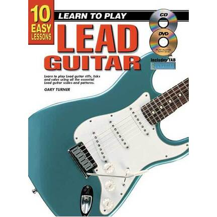 10 Easy Lessons Learn To Play Lead Guitar