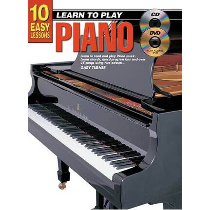 10 Easy Lessons Learn To Play Piano