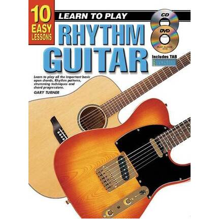 10 Easy Lessons Learn To Play Rhythm