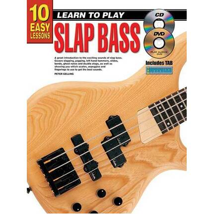 10 Easy Lessons Learn To Play Slap Bass