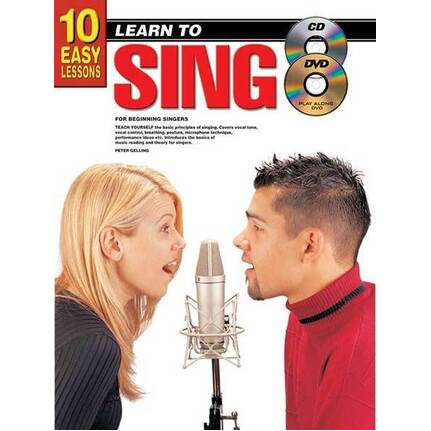 10 Easy Lessons Learn To Play Singing