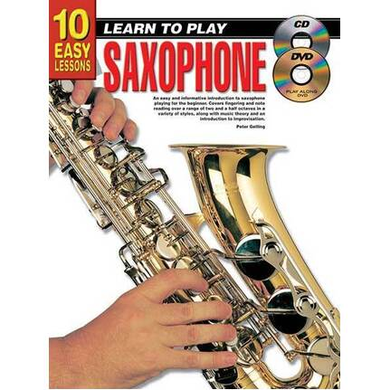 10 Easy Lessons Learn To Play Saxophone