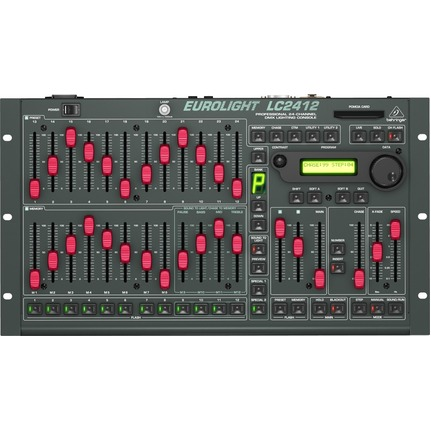 Behringer Lc2412 Dmx Lighting Console