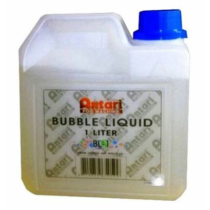 Antari BL1 Bubble Liquid 1 Litre