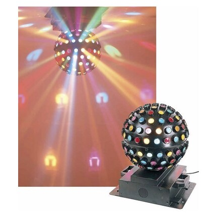 MBT Lime4700 Spinning Star Effect Light