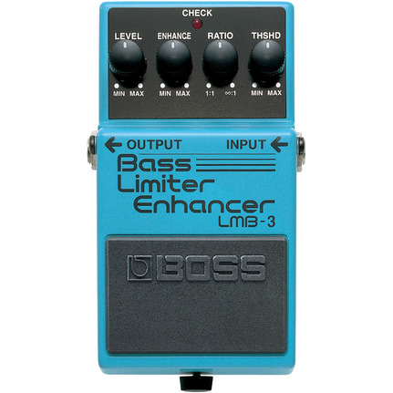 Boss Lmb3 Bass Limiter/Enhancer Pedal