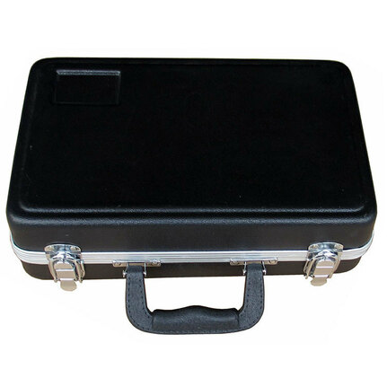 MBT ABS Clarinet Case With Padded Black Interior