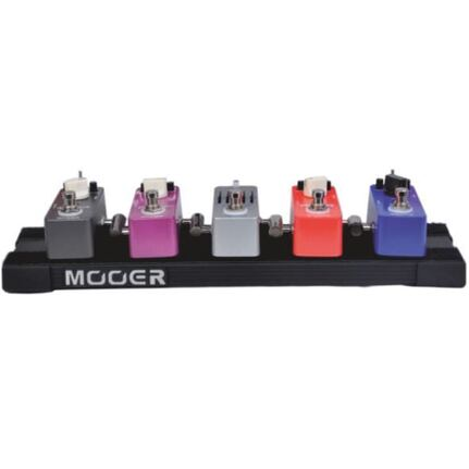 Mooer Stomplate Mini - Compact Design Pedal Board With Carry Bag