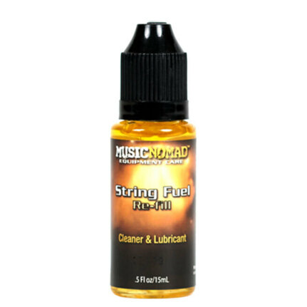 Music Nomad MN120 String Fuel Refill Bottle - 15ml